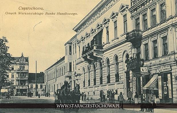 Gmach Warszawskiego Banku Handlowego