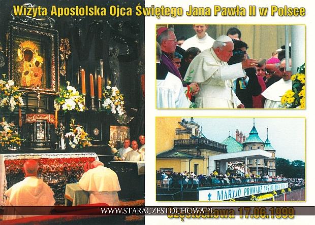 V Pielgrzymka Ojca Świętego Jana Pawła II do Polski