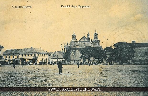 Kościół św. Zygmunta w Częstochowie
