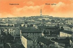 Czestochowa, widok ogolny