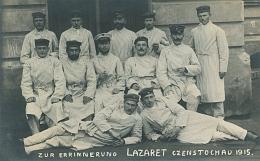 Czenstochau 1915