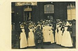 Pielęgniarki w czasie wojny
