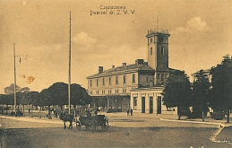 Dworzec w Częstochowie