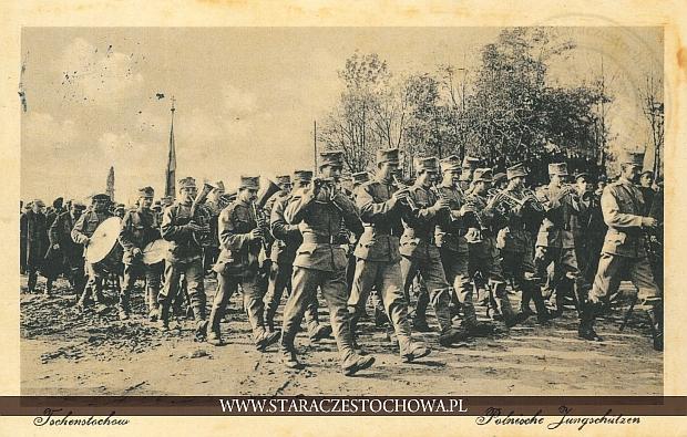 Polnische Jungschutzen, Tschenstochow
