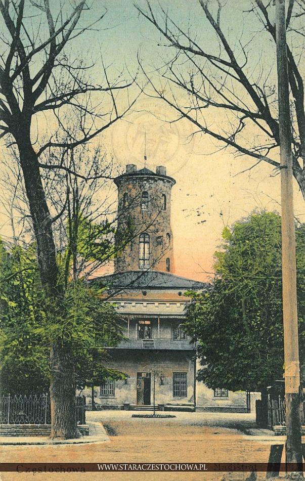 Magistrat, Częstochowa