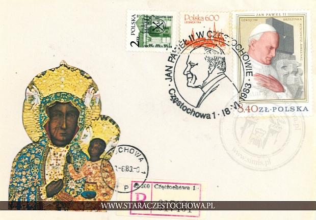 Koperta pocztowa, list polecony nr: 017401