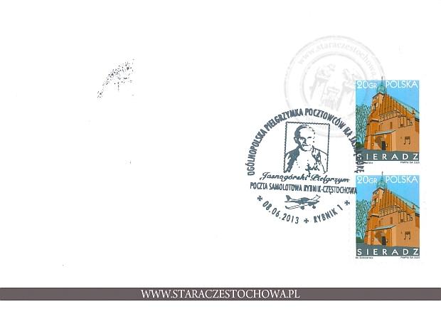 Karta pocztowa, Ogólnopolska Pielgrzymka Pocztowców na Jasną Górę