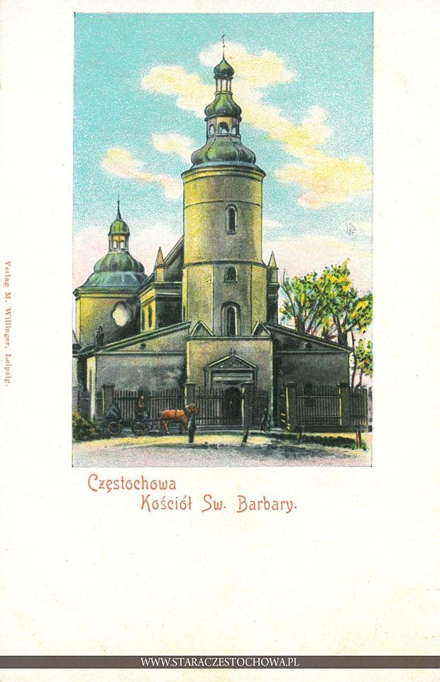 Kościół Św. Barbary, długi adres