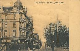 Hotel Viktorja, Pierwsza Aleja w Częstochowie, Dom Frankiego