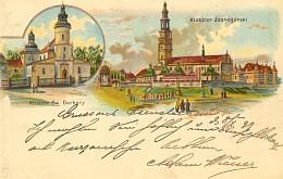 Klasztor Jasnogorski w Czestochowie, kosciol sw. Barbary, dlugi adres