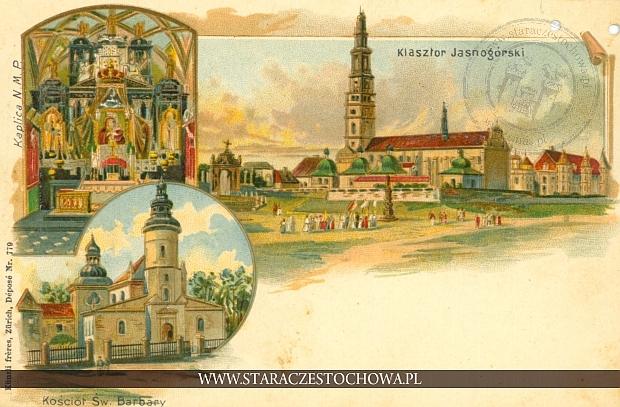 Klasztor Jasnogórski w Częstochowie, długi adres