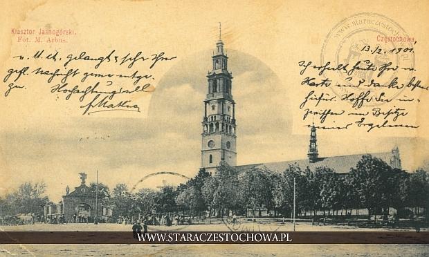 Klasztor Jasnogórski, Częstochowa, długi adres
