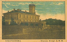 Stacja Drogi Ż. W. W.