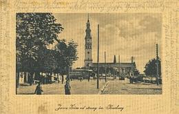 Jasna Góra, budowla kościoła i klasztoru, Braumert