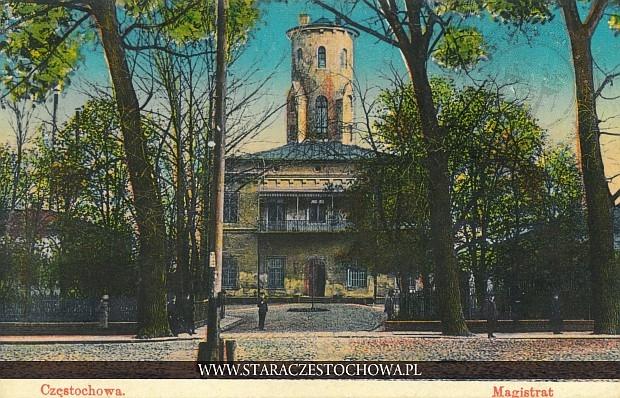 Ratusz w Częstochowie, Śródmieście