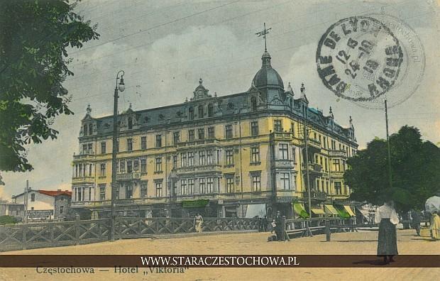 Częstochowa, Hotel Viktoria, Dom Frankego