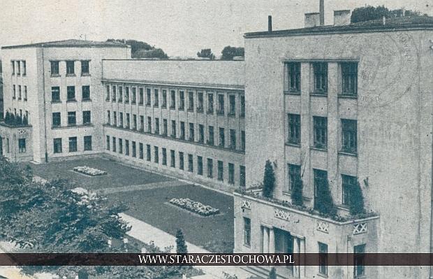 Gmach Publicznych Szkół Powszechnych Nr. 6 i 7 w Częstochowie