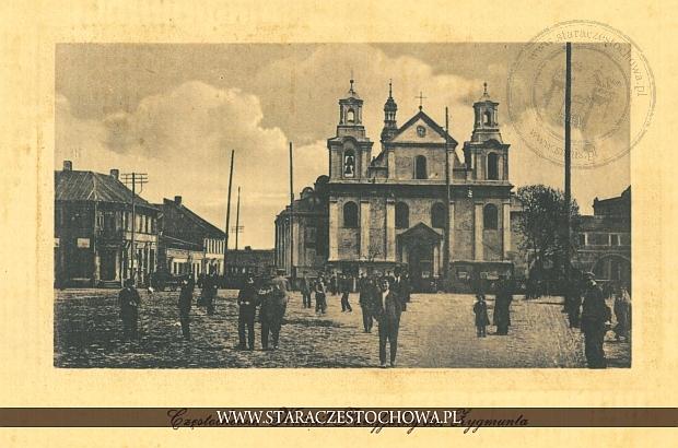 Kościół Parafialny Św. Zygmunta w Częstochowie, Baumert