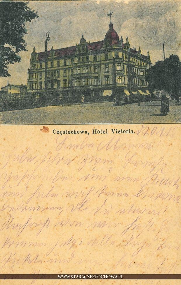 Hotel Viktoria, Dom Frankego, długi adres