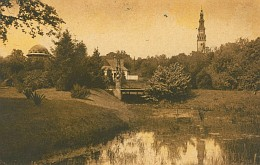 Częstochowa, park miejski, Jasna Góra, Baumert