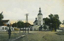 Częstochowa, kościół Św. Barbary, Baumert