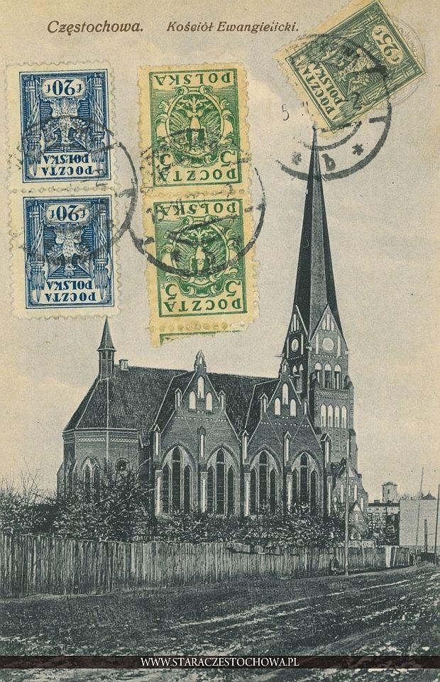 Kościół Ewangelicki, Częstochowa