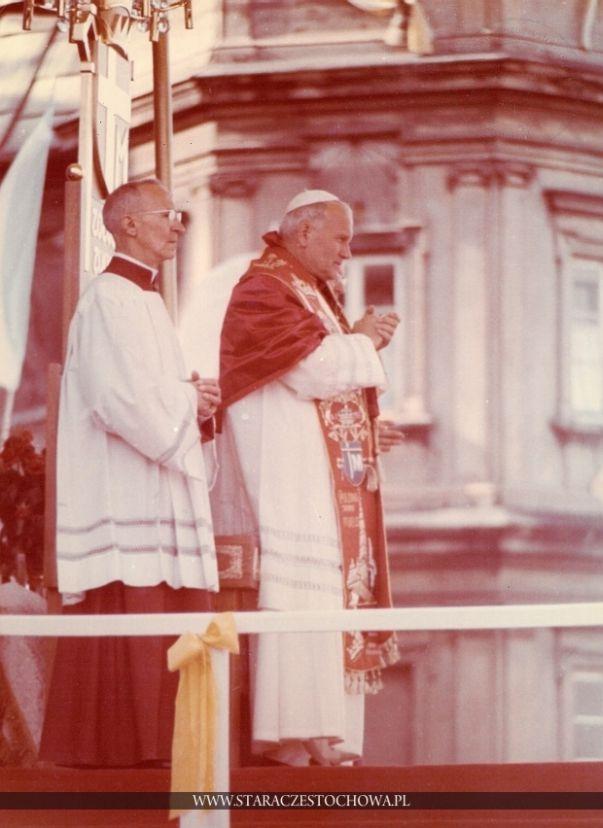 Jan Paweł II na Jasnej Górze, rok 1983