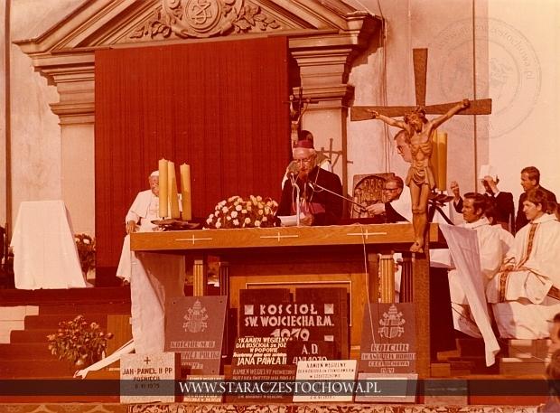 Wizyta Jana Pawła II w 1979 roku