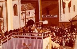 Wizyta Jana Pawła II