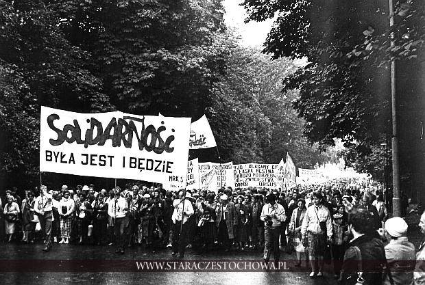 Pielgrzymka Ludzi Pracy na Jasną Górę w roku 1981