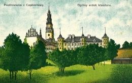 Pozdrowienie z Częstochowy
