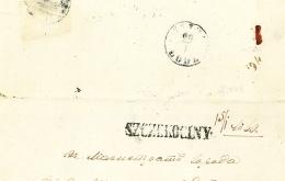 Obwoluta listu, 1860