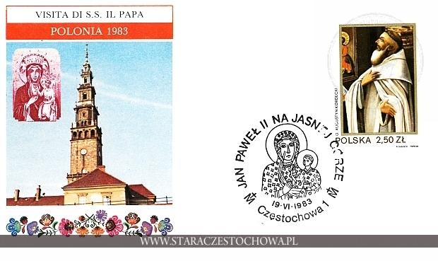 Polonia 1983, Jan Paweł II na Jasnej Górze