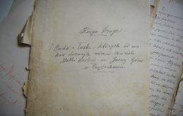 Rękopis Adamczyka, Księga Druga, Cuda i łaski