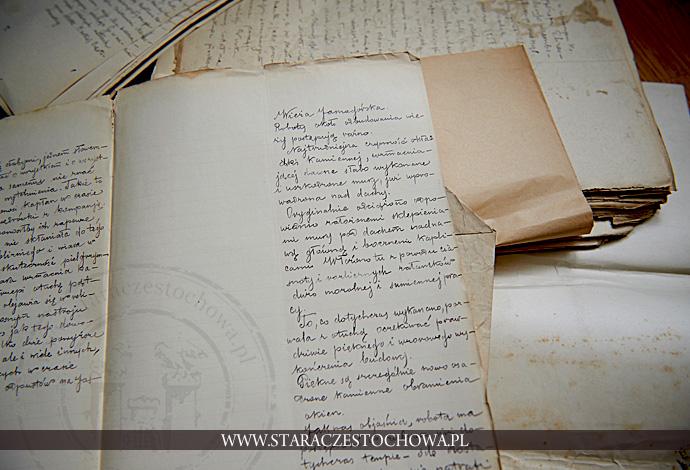 Rękopis Adamczyka, Wieża Jasnogórska