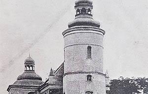 Kościół św-tej Barbary