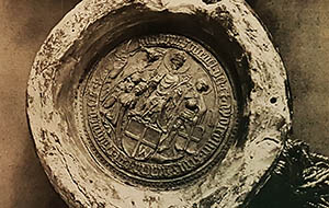 Pieczęć Oleśnickiego