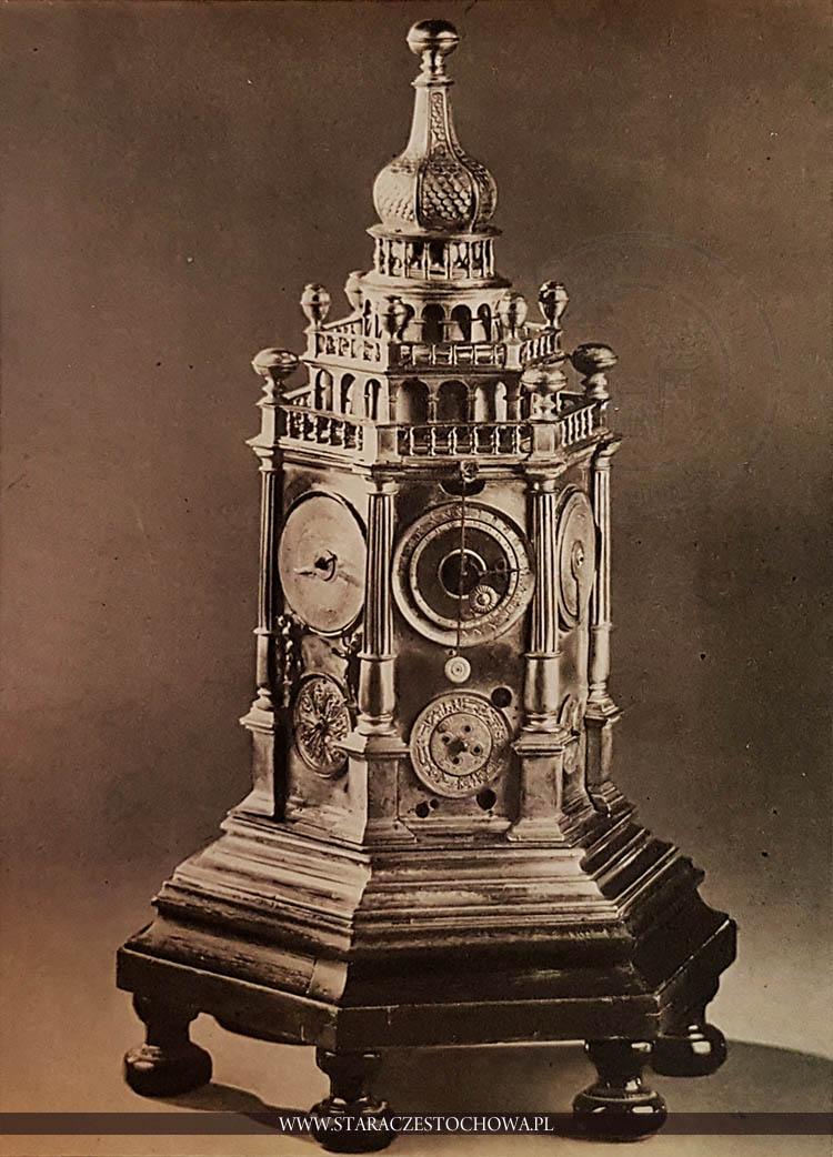 Zegar renesansowy na Jasnej Górze