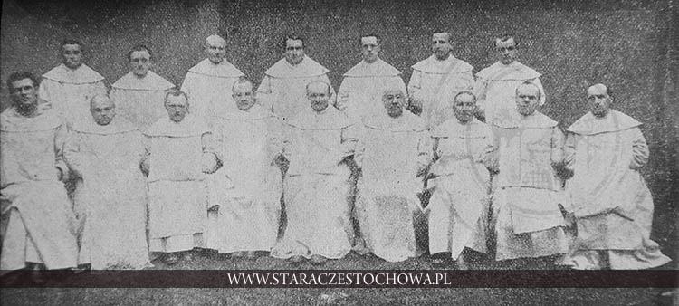 Ojcowie Paulini na Jasnej Górze w 1920 roku